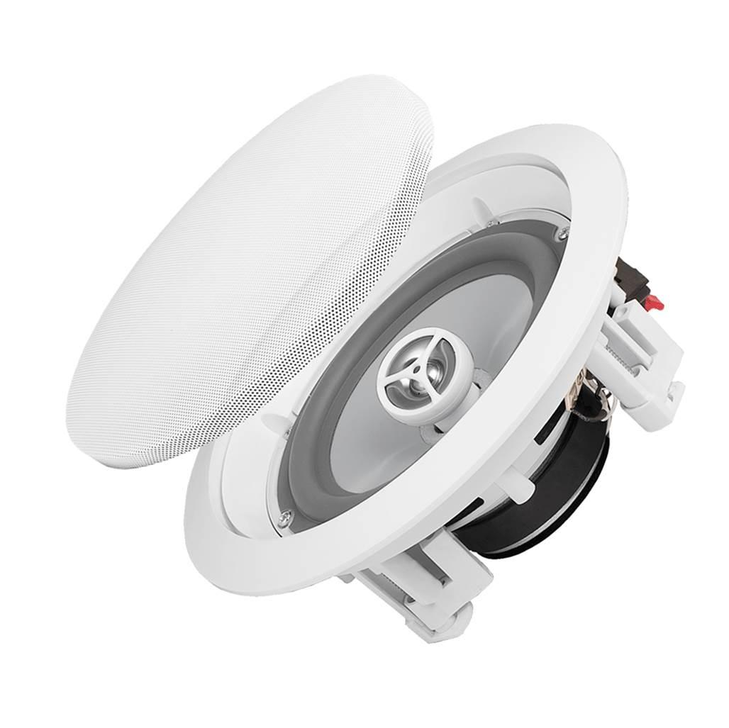 """OSD Weatherproof 8"""" 150W Ceiling Speakers"""