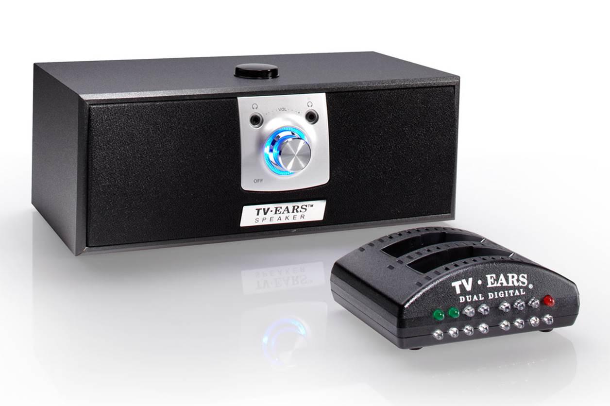 TV Ears Wireless TV Speaker
