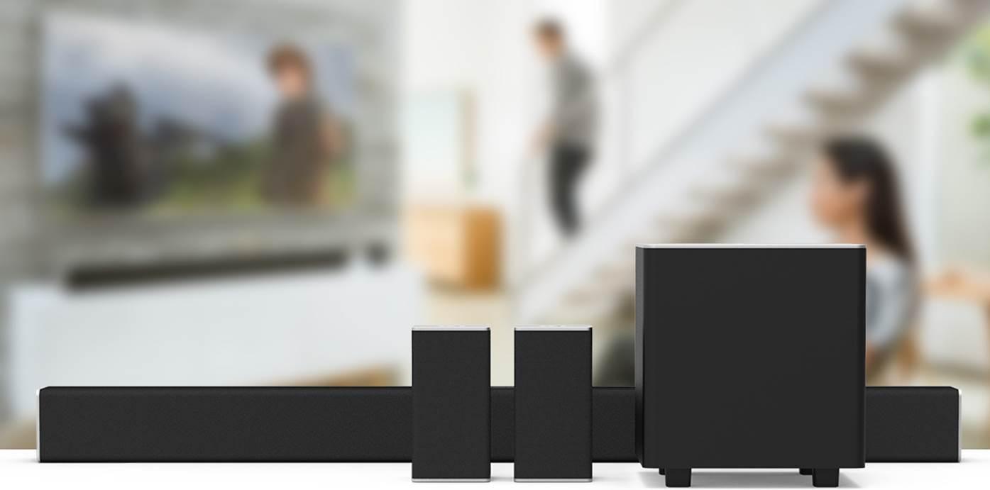VIZIO SB4451-C0 SmartCast 5.1 Wireless Home Theater System