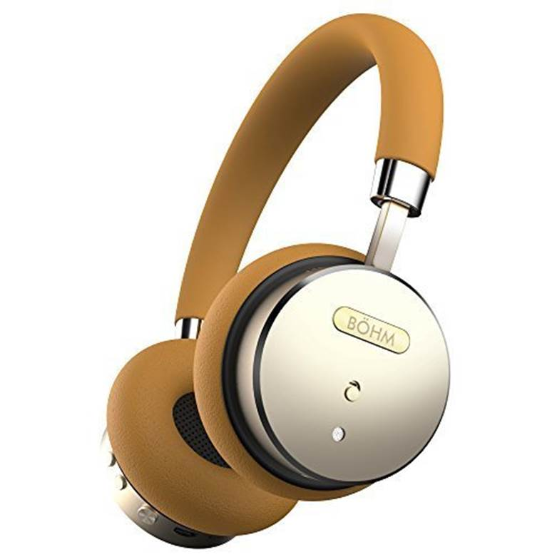 BÖHM Wireless Bluetooth Headphones with Active Noise Cancelling
