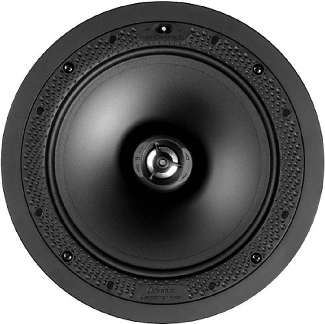 Definitive Technology UEWA Di 8R Round Bluetooth Ceiling Speakers