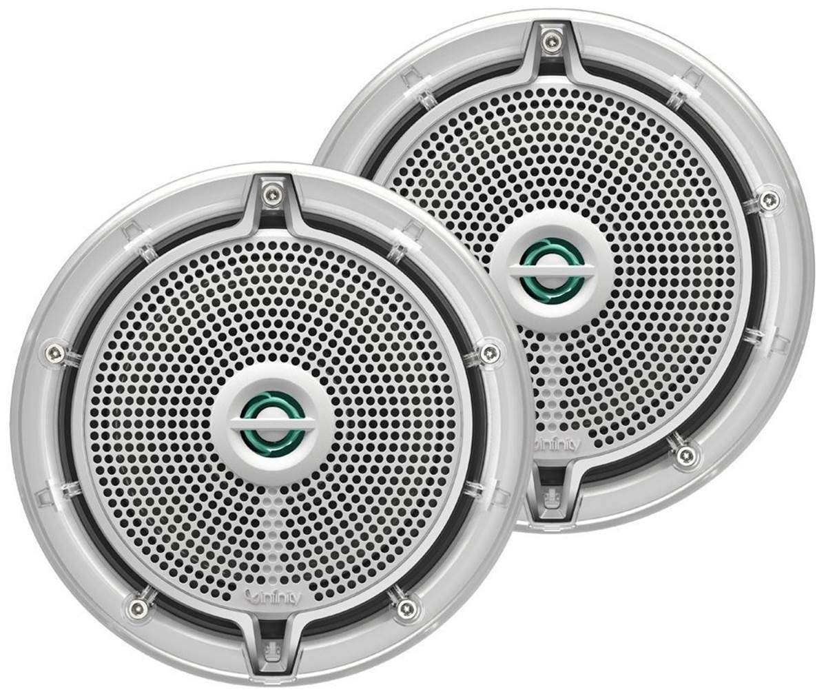 "Infinity 652M 6.5"" Marine Speakers"
