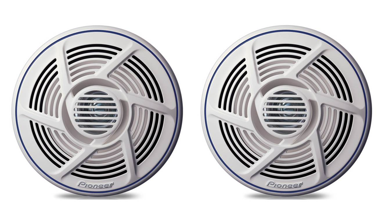 Pioneer TS-MR1600 Marine Speakers
