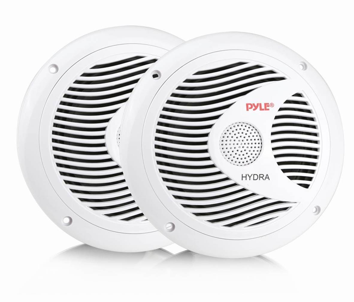 "Pyle 6.5"" Marine Speakers"