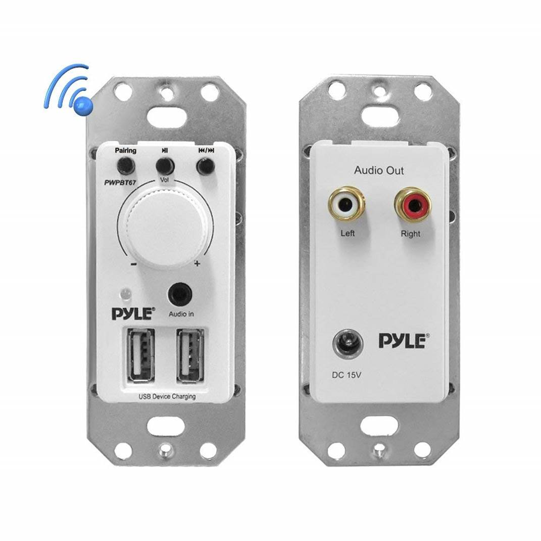 Pyle In-Wall Receiver