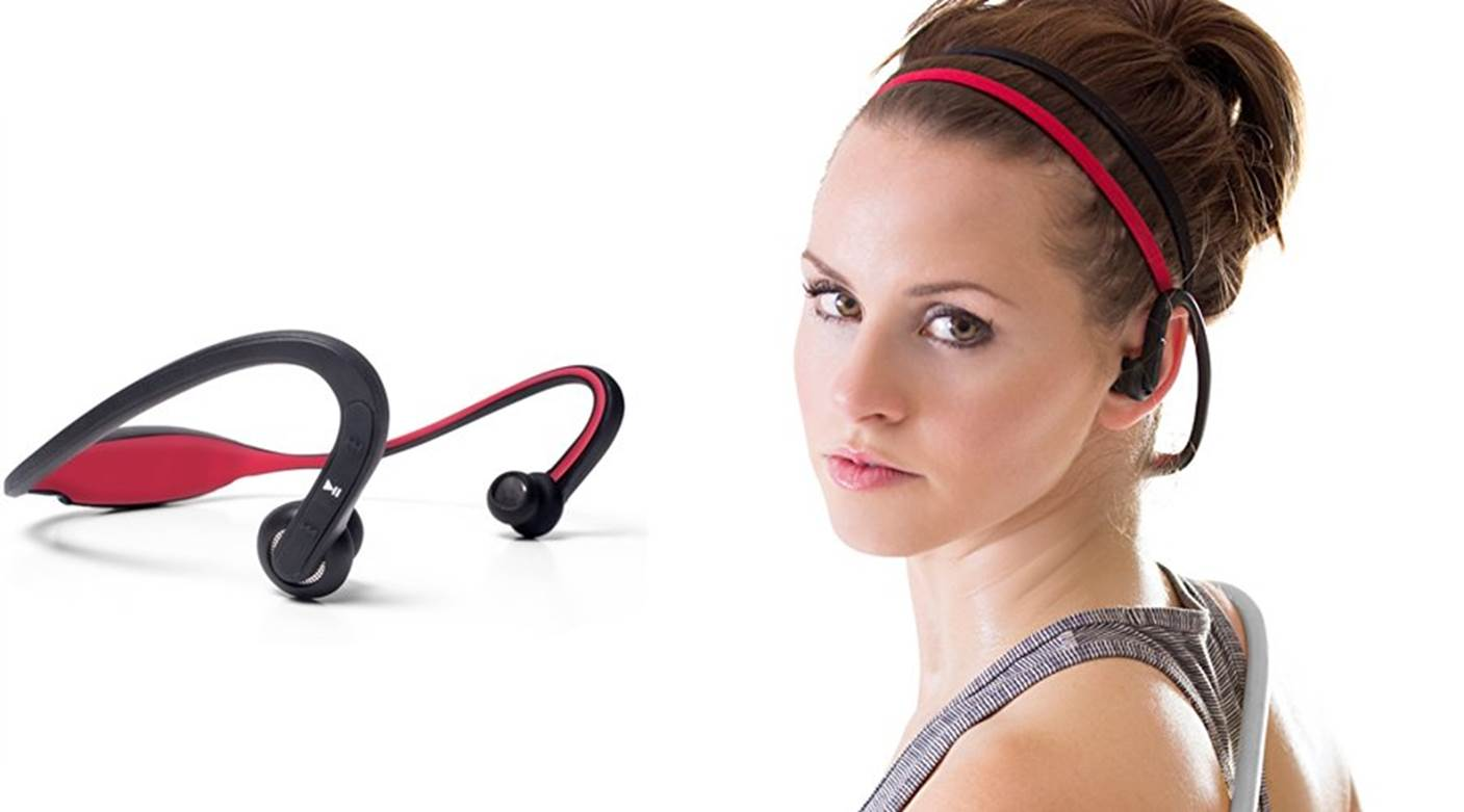 Red Fox Wireless EDGE IPX4 Running Headphones