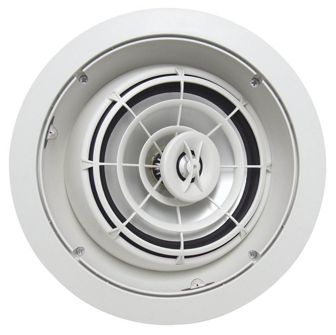 SpeakerCraft AIM8 Three High Fidelity Pivoting Bluetooth Ceiling Speakers