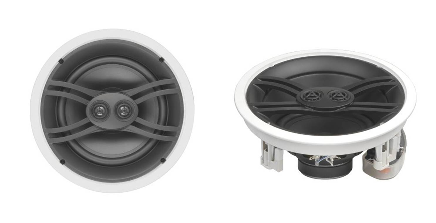 Yamaha NS-IW480CWH 3-way Bluetooth Ceiling Speakers