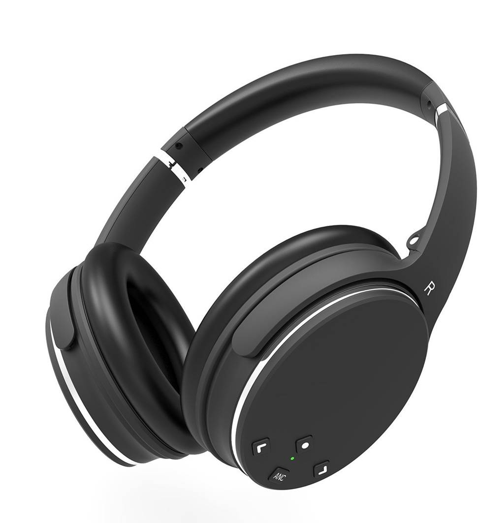 Axceed Bluetooth Noise Cancelling Headphones
