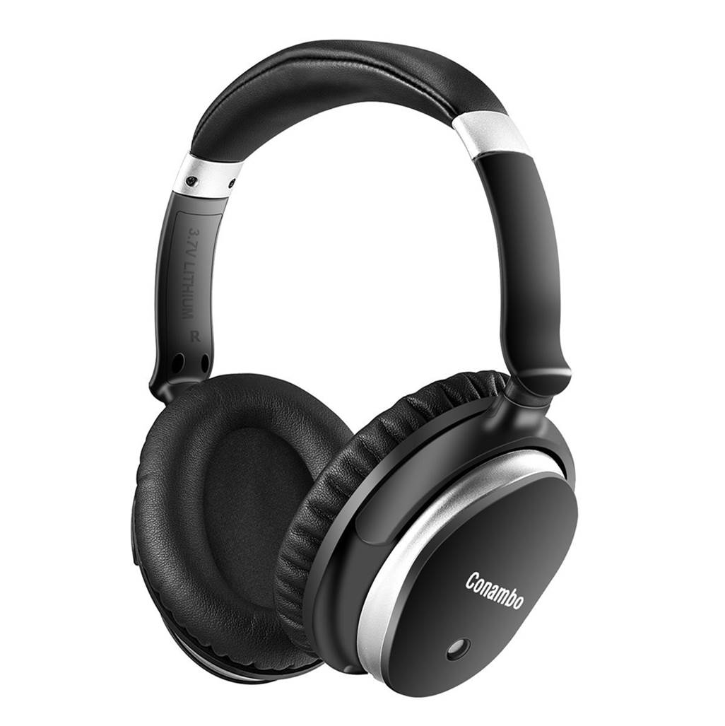 Conambo Bluetooth Noise Cancelling Headphones