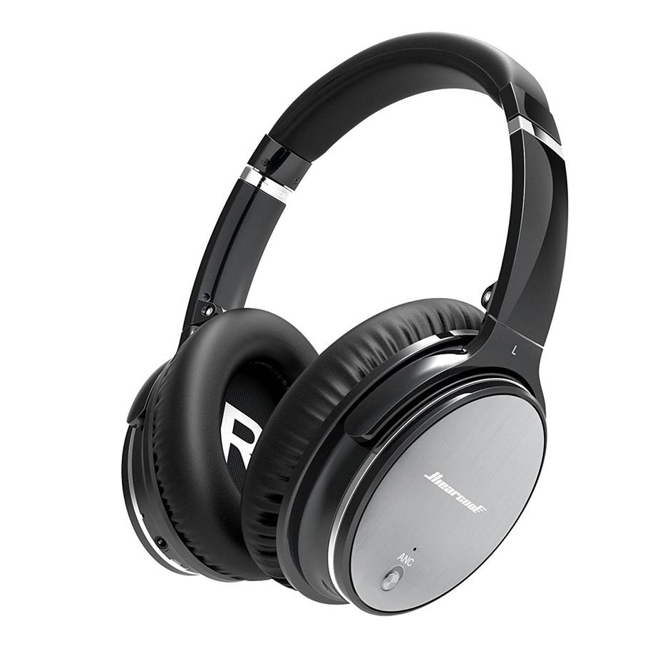 Hiearcool L-1 Bluetooth Noise Cancelling Headphones