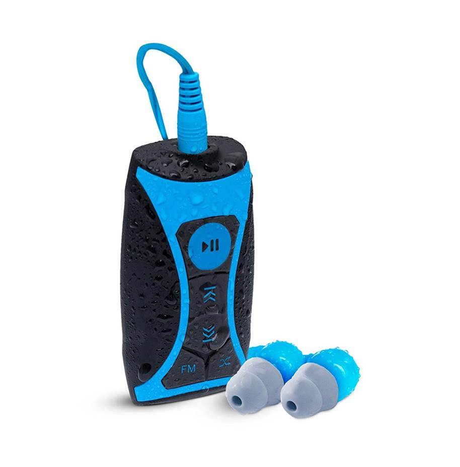 Waterfi Waterproof Headphones for Swimming