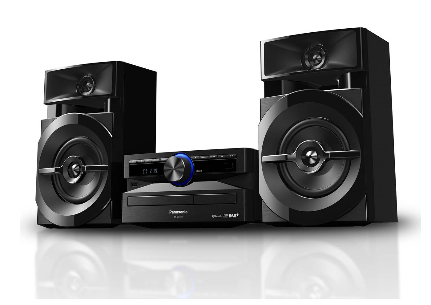 10 Most Ful Panasonic Sc Ux100 Home Stereo System