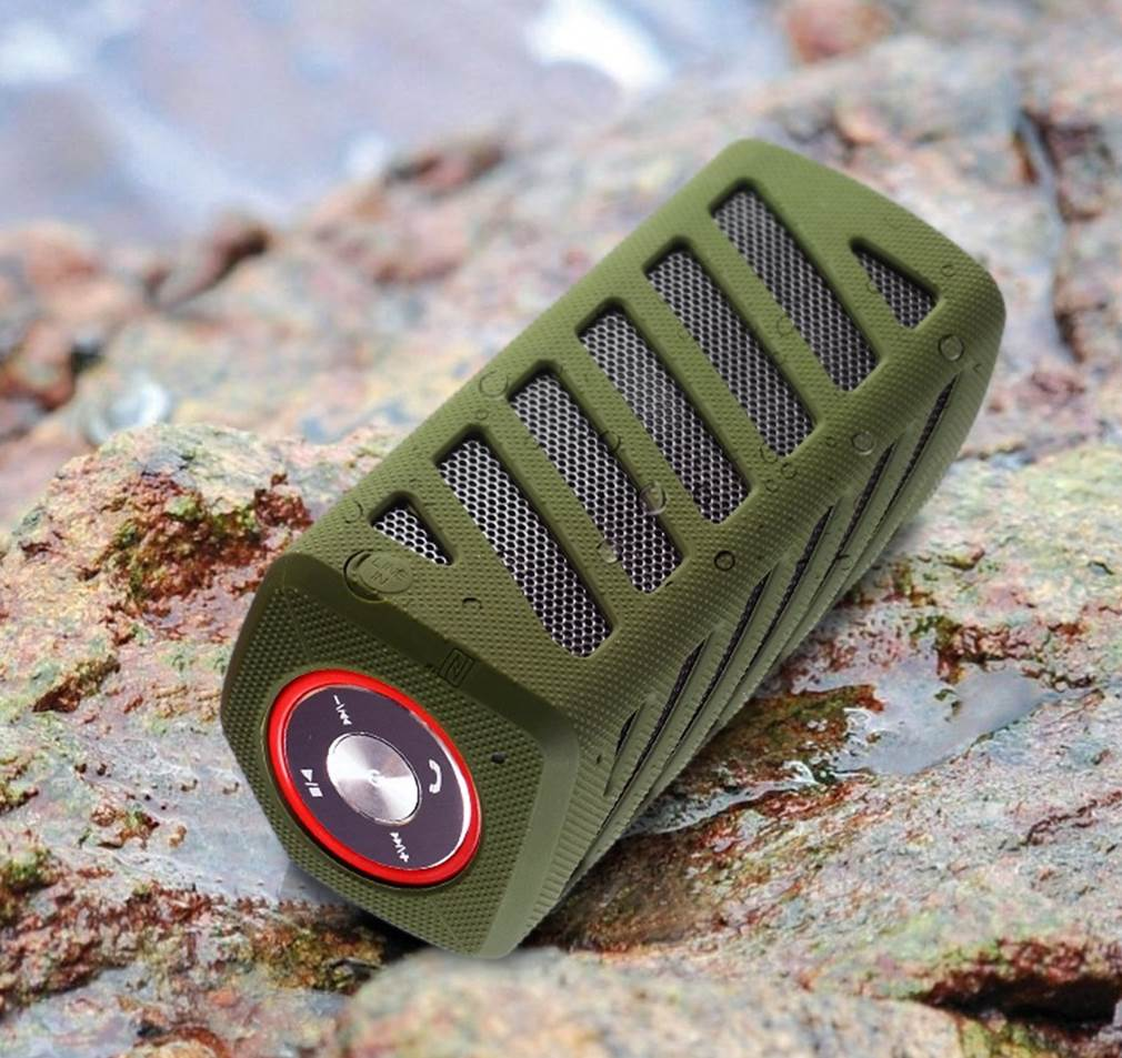 NFC Waterproof Super Bass Portable Speaker