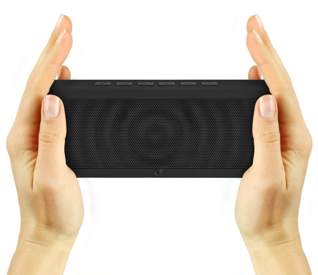 SoundBlock Portable Bluetooth Speaker