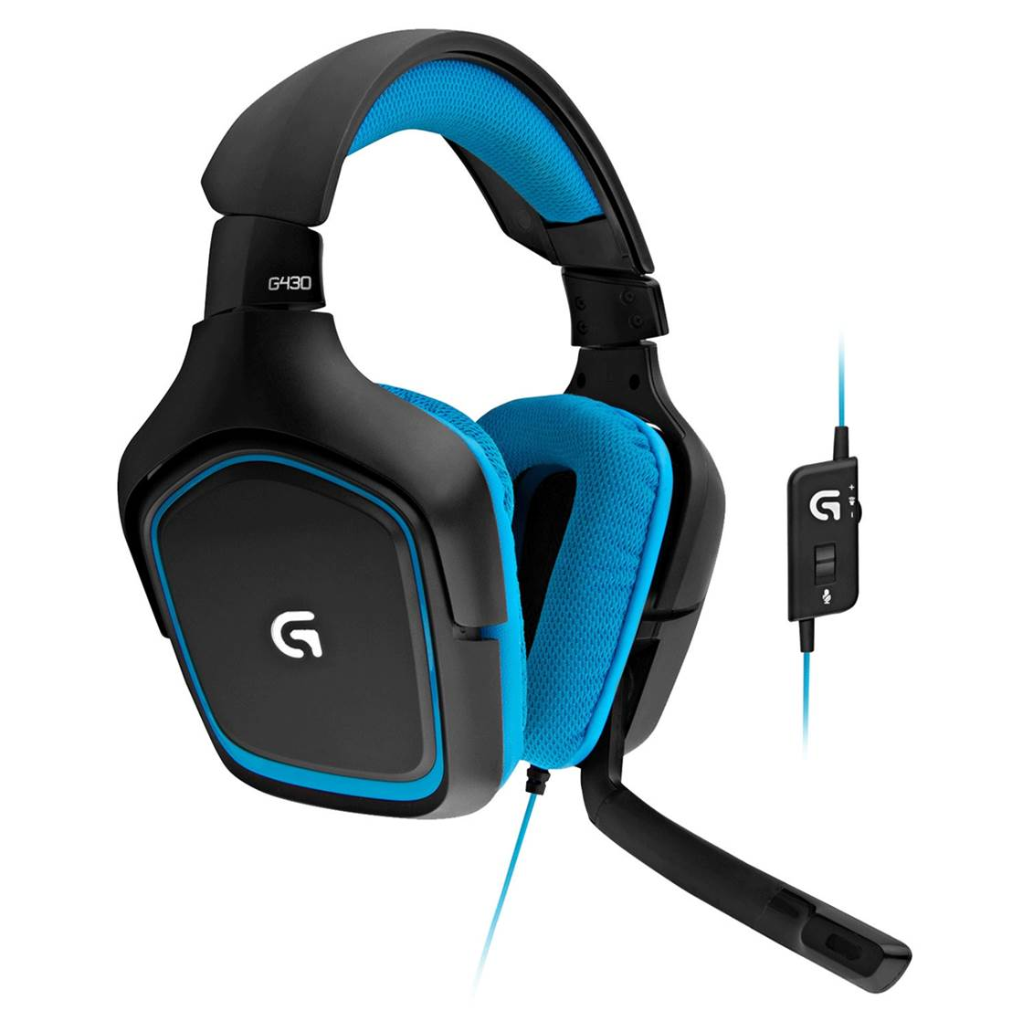 Logitech G430 7.1 DTS Gaming Headset