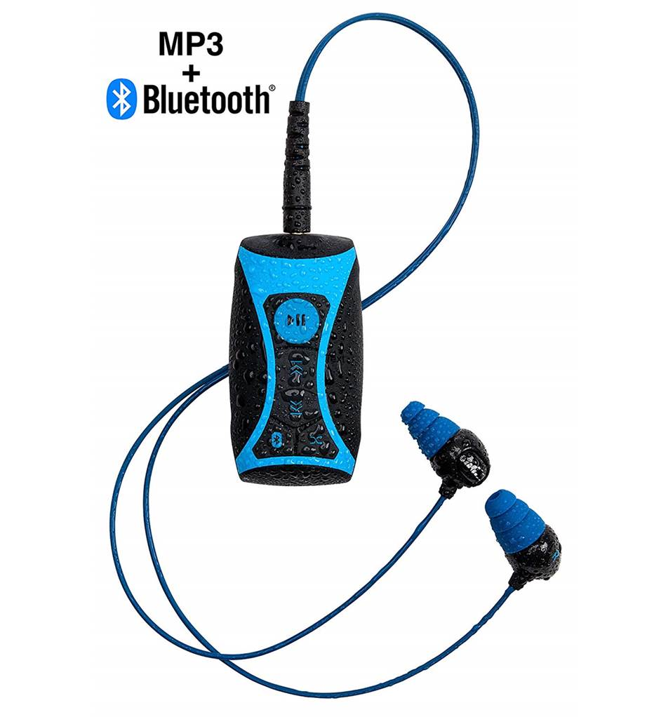 H2O Audio Waterproof Bluetooth Headphone