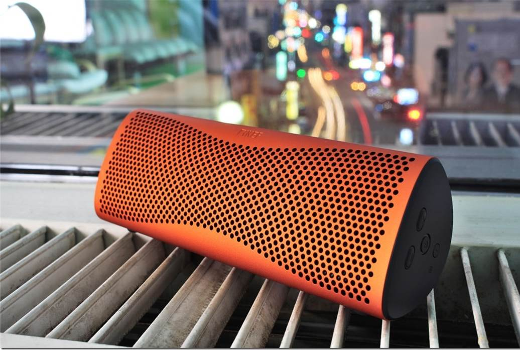KEF Muo Loudest Bluetooth Speaker