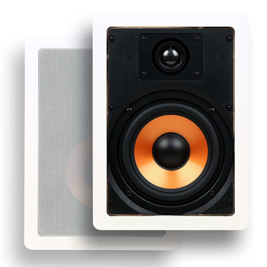 "Micca M-8S 8"" 2-Way In-Wall Speaker"
