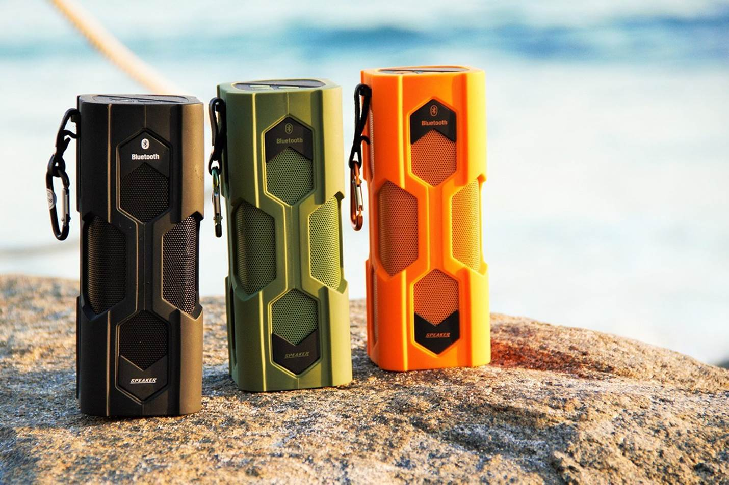 Sound Monkey Outdoor Bluetooth Speaker