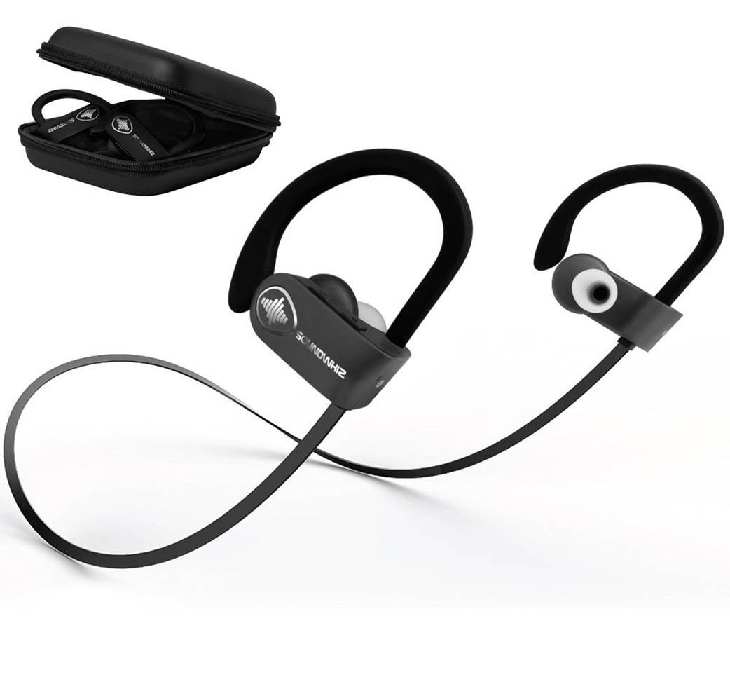 SoundWhiz Wireless Workout Headphones