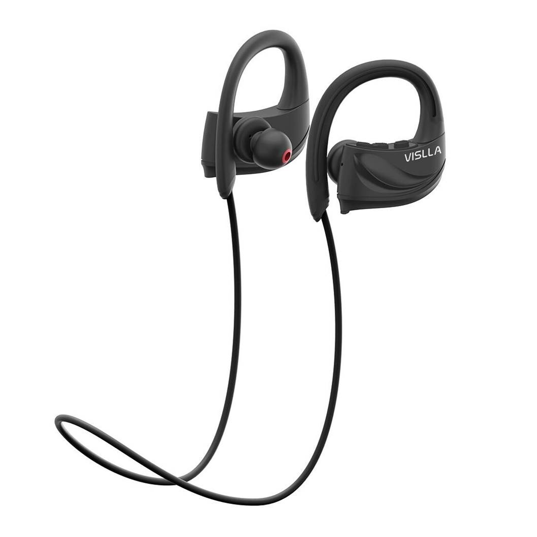 Vislla Waterproof Wireless Workout Headphones