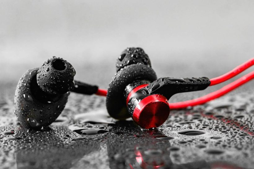 Waterproof Bluetooth Headphones