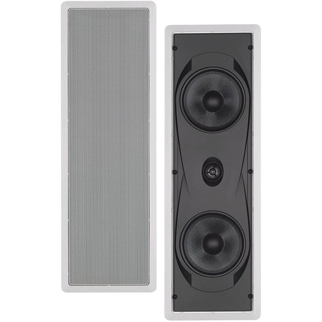 """Yamaha NS-IW760 6.5"""" In-Wall Speakers"""