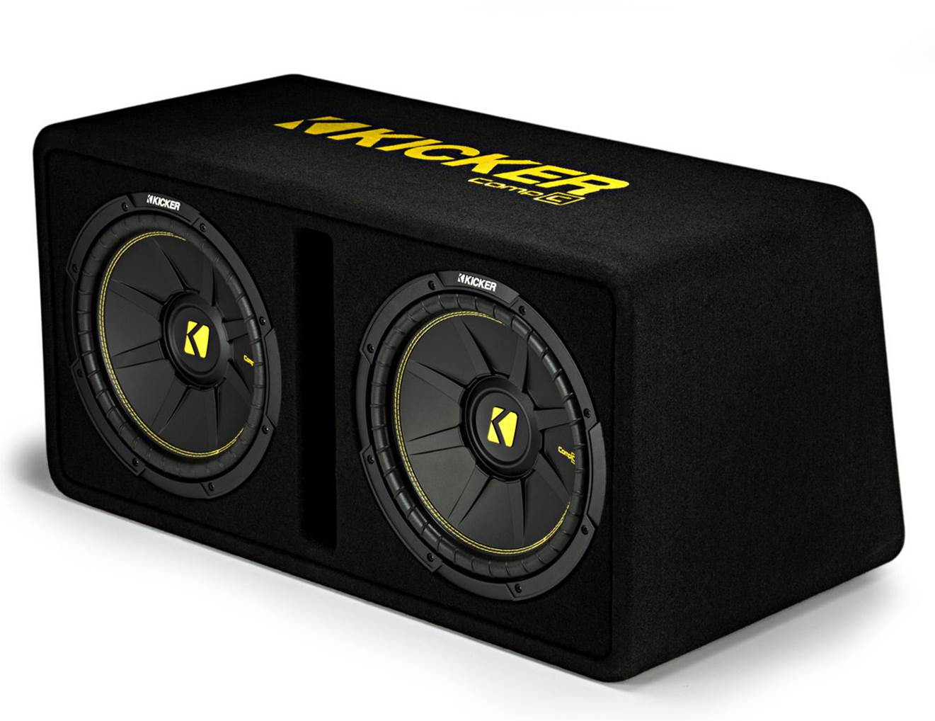 Kicker 44DCWC122 Car Subwoofer