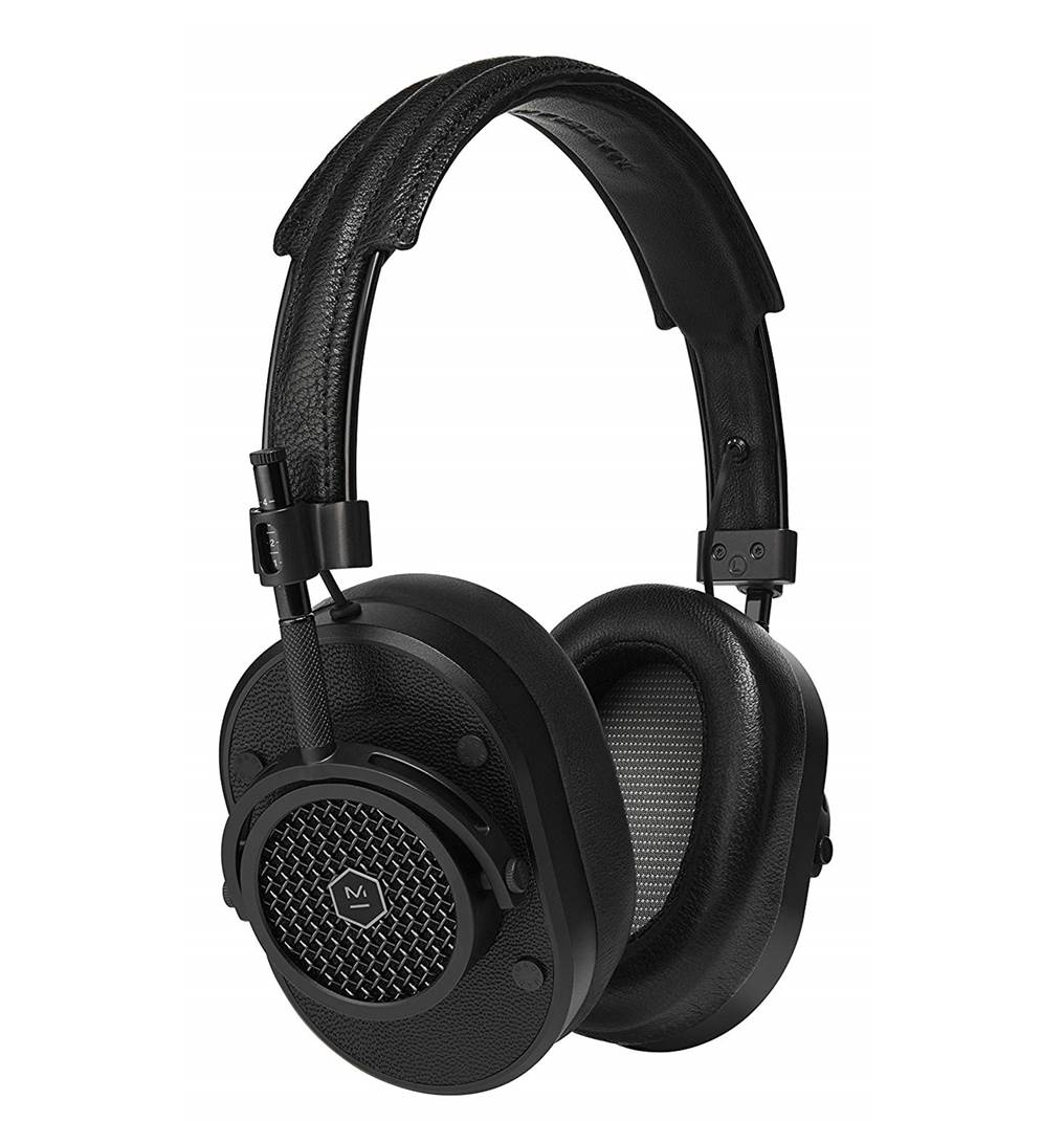 Master & Dynamic MH40B1 Audiophile Headphones