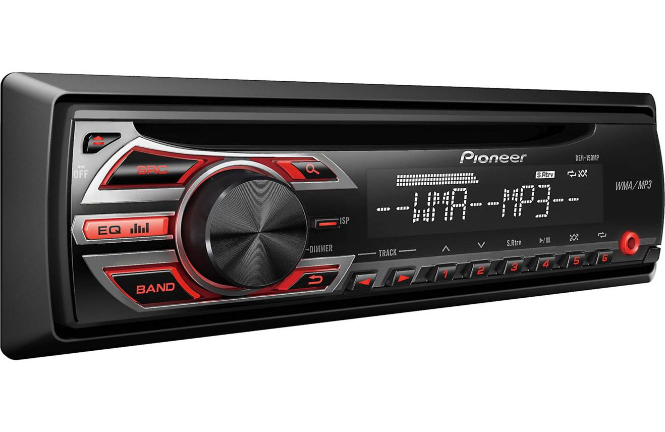 Pioneer DEH-150 Car Stereo System