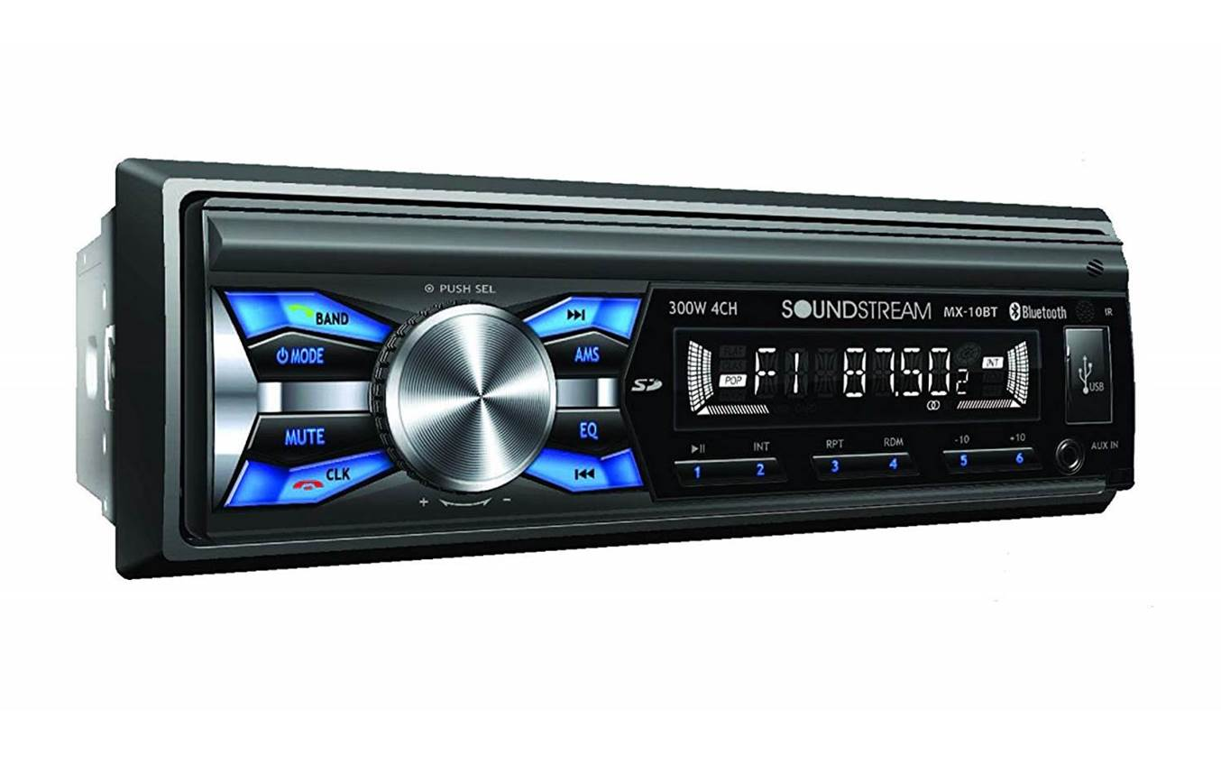 Soundstream MX-10BT Car Stereo System