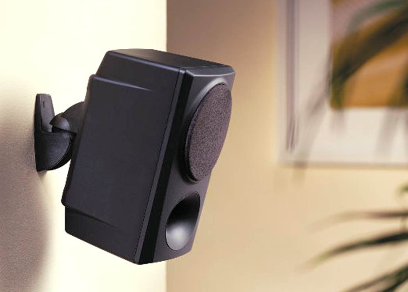 top 10 speaker wall mounts for home audio installation bass head speakers. Black Bedroom Furniture Sets. Home Design Ideas