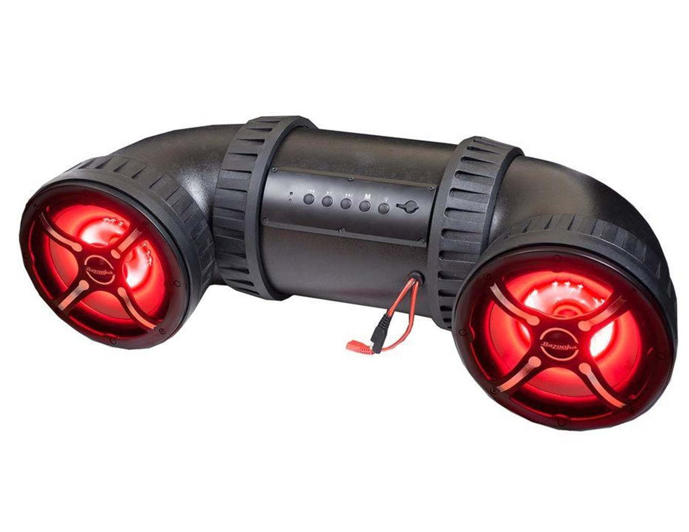 "Bazooka 8"" Waterproof ATV Speaker"