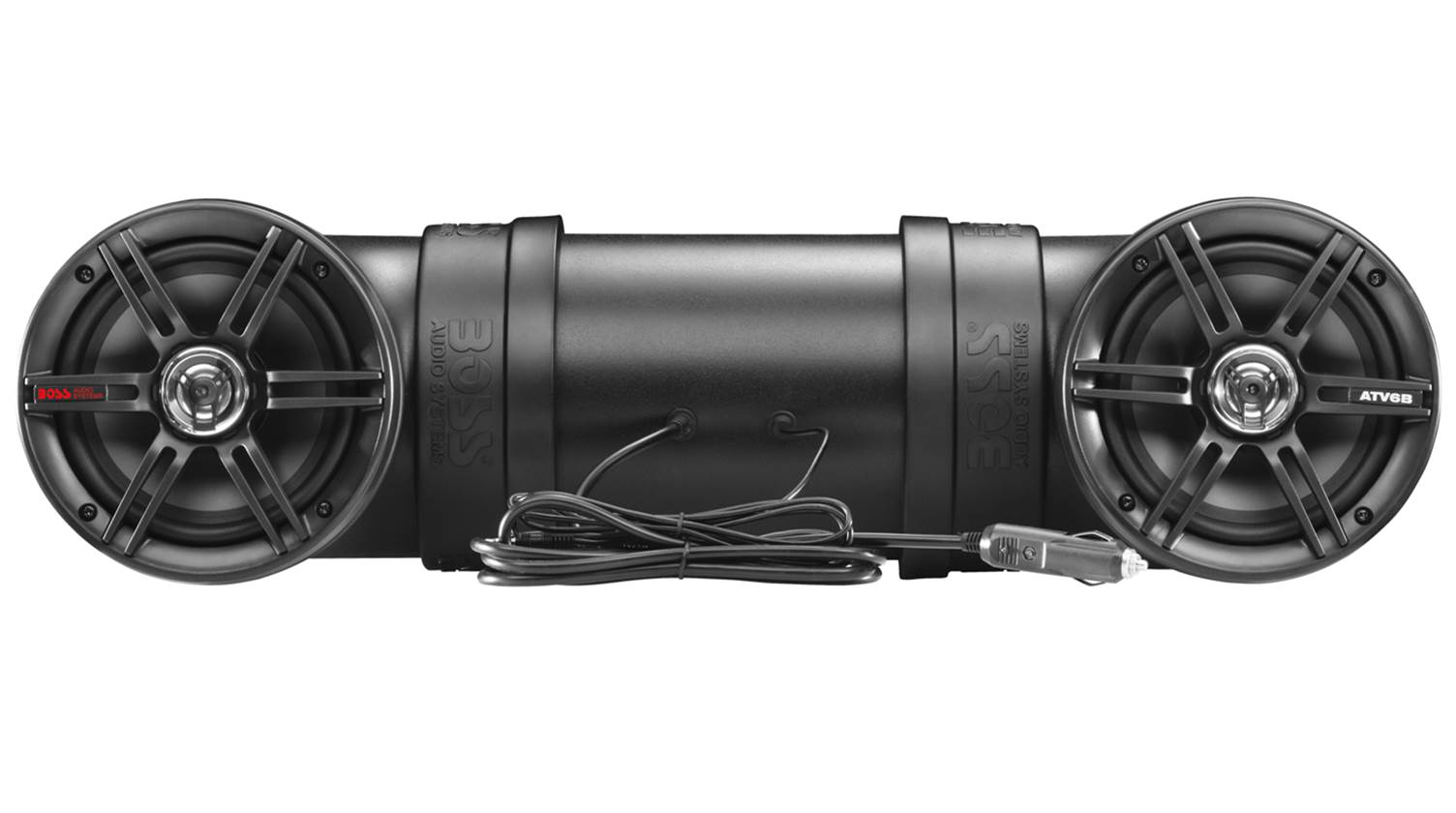 Top 10 Waterproof Atv Speakers Of 2018 Bass Head Bazooka Wiring Harness Boss Audio Atv6b