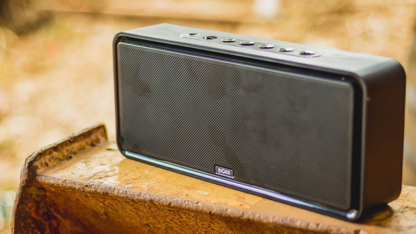 DOSS SoundBox XL Home Bluetooth Speaker
