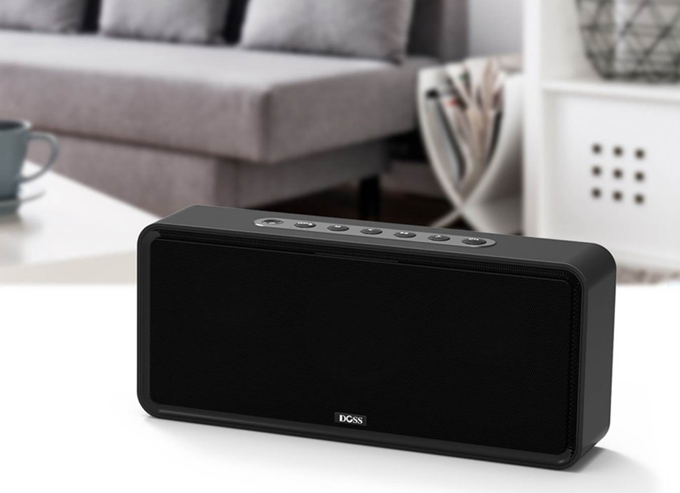 DOSS Soundbox XL Bass Bluetooth Speaker