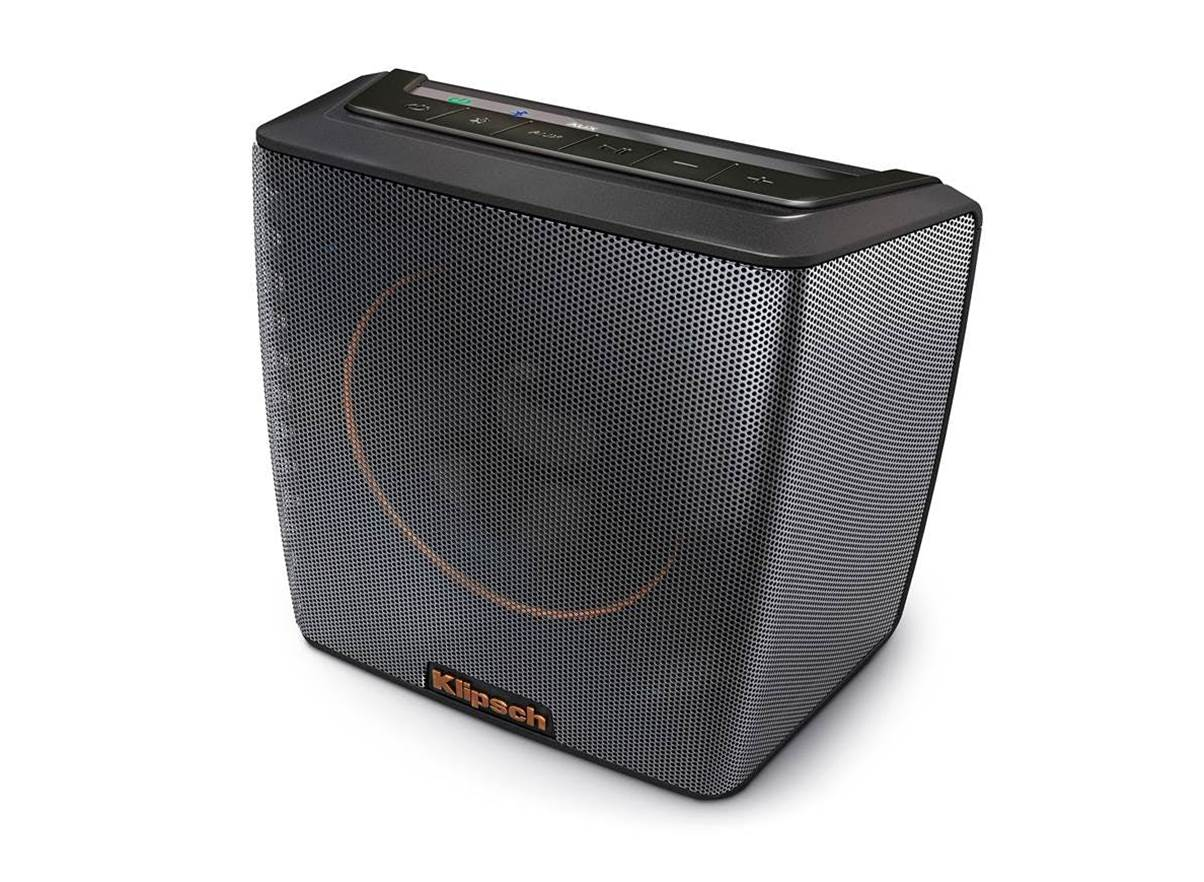 Klipsch Groove Bass Bluetooth Speaker