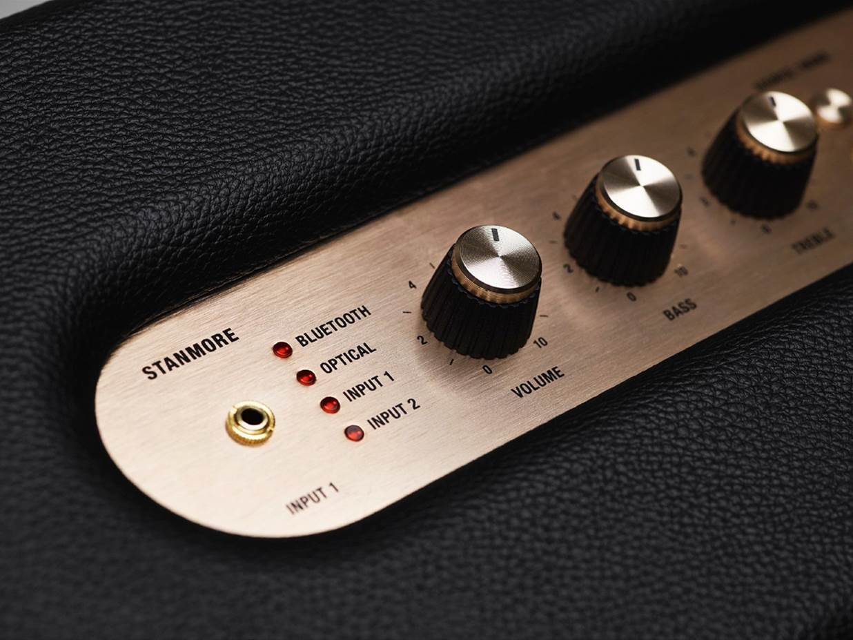 Marshall Stanmore Speaker Review