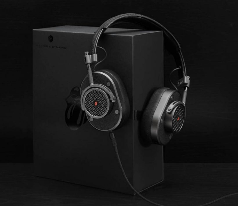Master & Dynamic MH40B1 Headphone Review