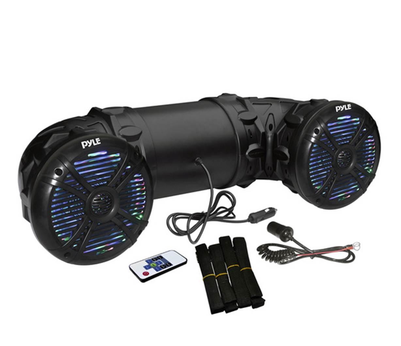 Pyle Marine 800 Watt Waterproof ATV Speakers