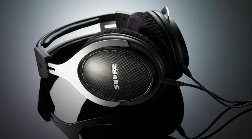 Shure SRH1540 Headphone Review