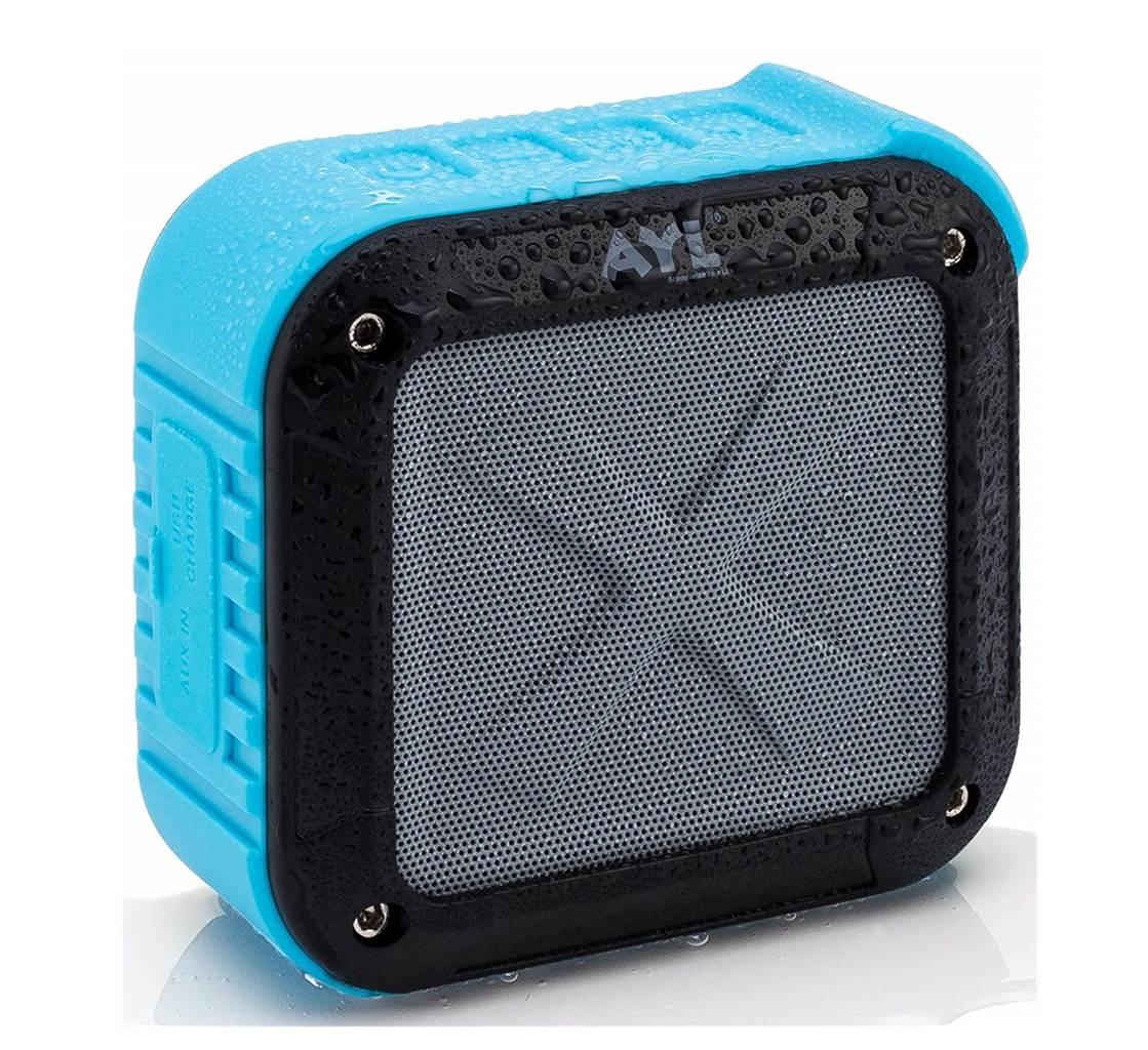 AYL SoundFit Small Bluetooth Speaker