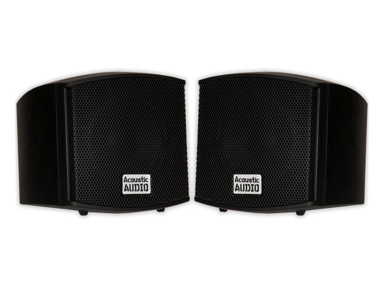 Acoustic Audio AA321B Stereo Speakers