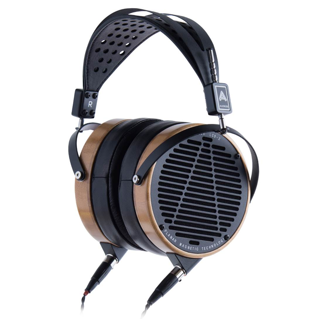 Audeze LCD2 Over Ear Planar Magnetic Headphones
