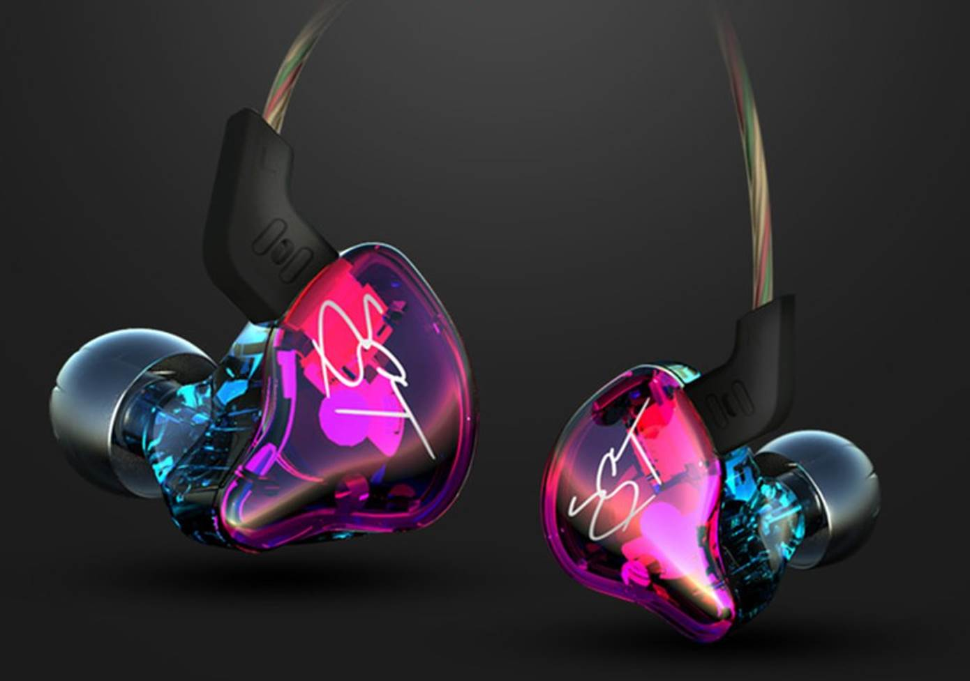 KZ ZST Best In-Ear Monitors