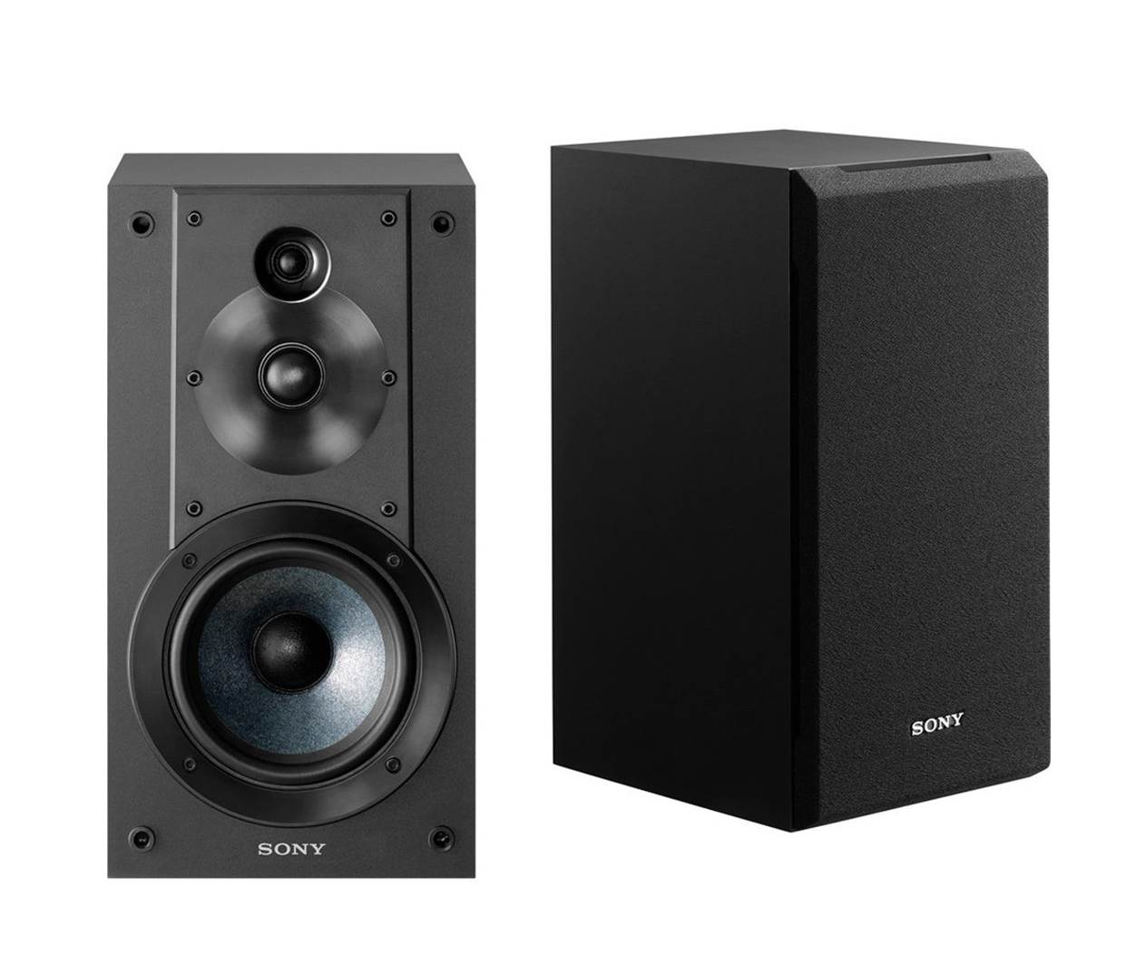 Sony SSCS5 3-Way Stereo Speakers