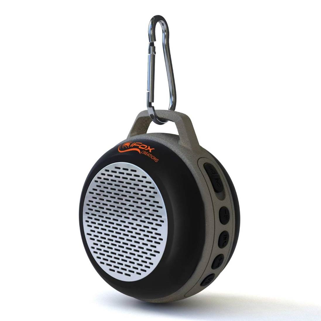iFox Creations Small Bluetooth Speaker