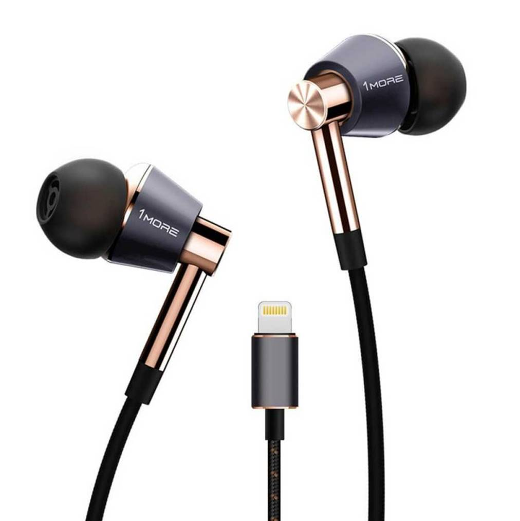 1MORE Triple Driver Best Earphones