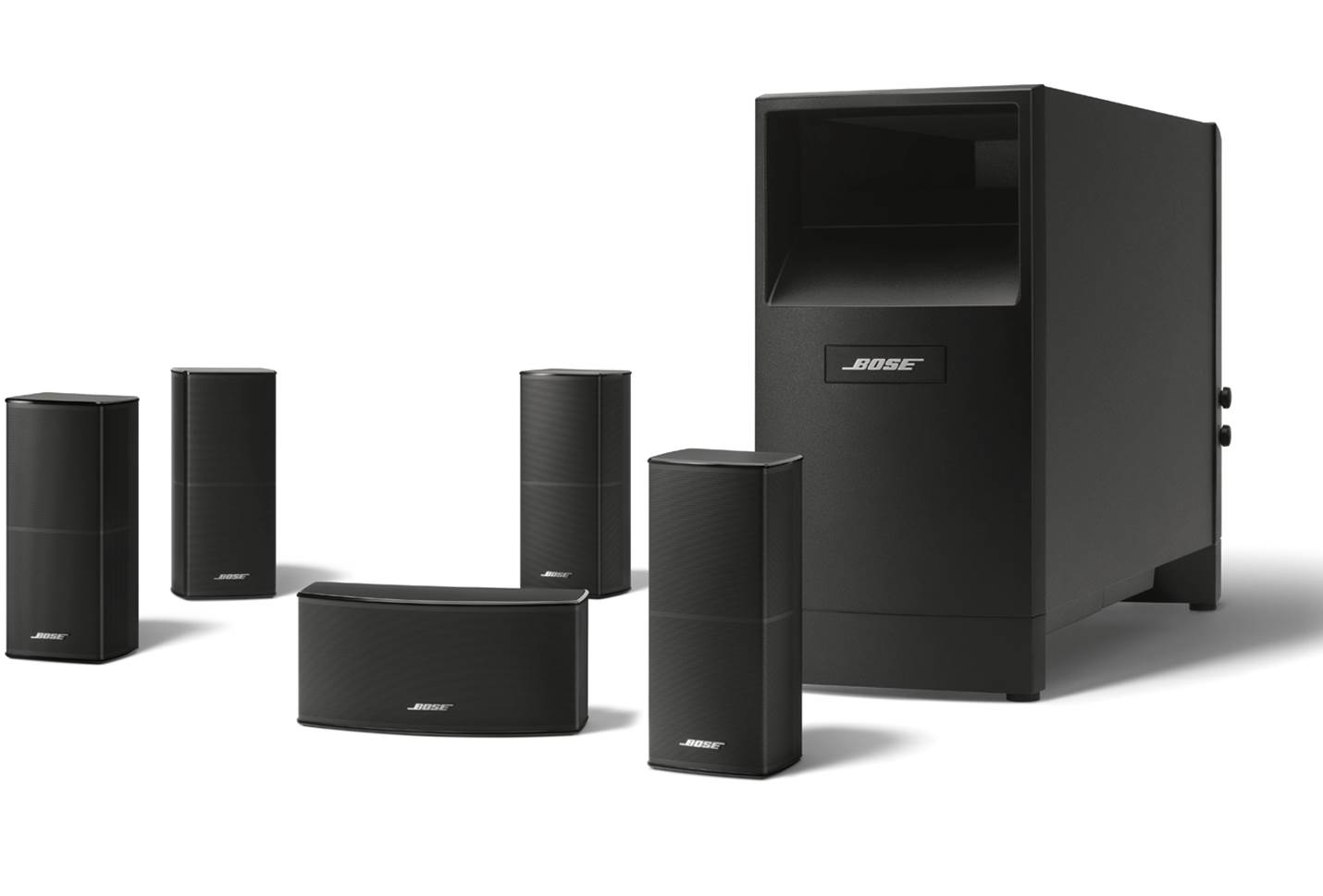 Bose Acoustimass 10 Series V Home Theater in a Box